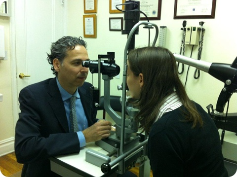 Dr Stegman - Ophthalmologist in NYC